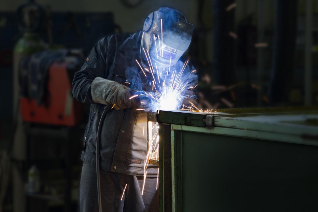 Svařování, obrábění, řezání laserem